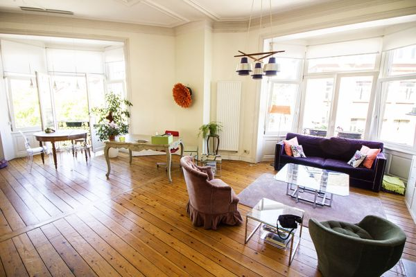 Picture of an event venue rental in Saint-Gilles, Brussels, Inside Viviane's flat 957