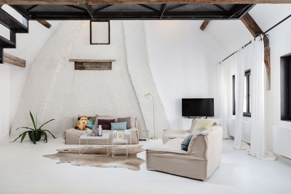 Picture of an event venue rental in Antwerp, Antwerp, Inside Claudia's house (2nd, 3rd floor & terrace) 4170