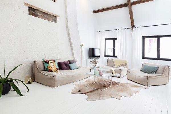 Picture of an event venue rental in Antwerp, Antwerp, Inside Claudia's house (2nd, 3rd floor & terrace) 4171