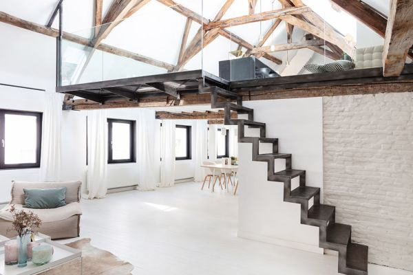 Picture of an event venue rental in Anvers, Antwerp, Inside Claudia's house (2nd, 3rd floor & terrace) 4172