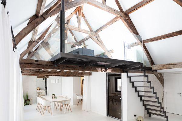Picture of an event venue rental in Antwerp, Antwerp, Inside Claudia's house (2nd, 3rd floor & terrace) 4175