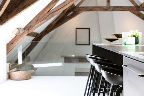 Picture of an event venue rental in Antwerp, Antwerp, Inside Claudia's house (2nd, 3rd floor & terrace) 4177