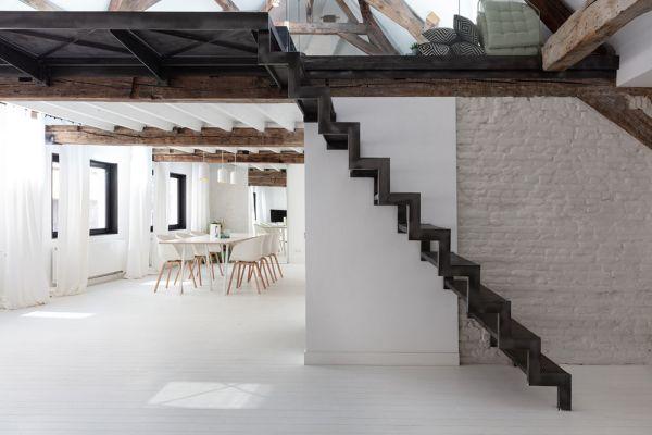 Picture of an event venue rental in Antwerp, Antwerp, Inside Claudia's house (2nd, 3rd floor & terrace) 4180