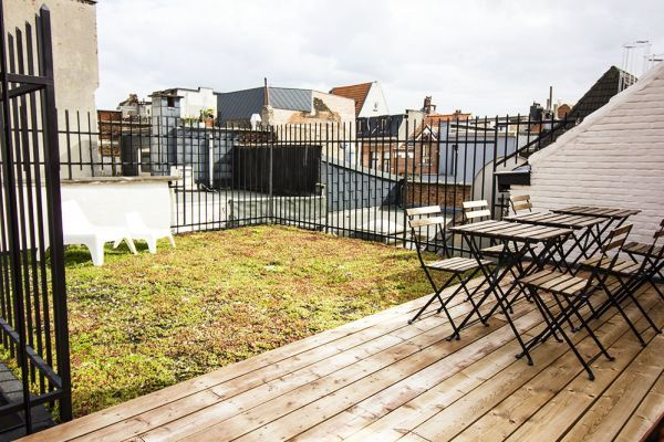 Picture of an event venue rental in Anvers, Antwerp, Inside Claudia's house (2nd, 3rd floor & terrace) 4183