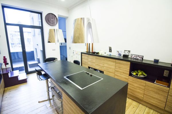 Picture of an event venue rental in Elsene, Brussels, Inside Yann's flat 966