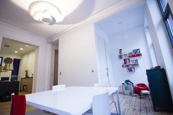 Picture of an event venue rental in Elsene, Brussels, Inside Yann's flat 967