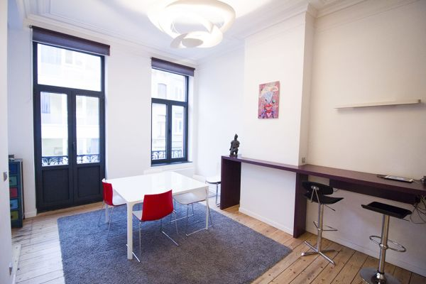Picture of an event venue rental in Elsene, Brussels, Inside Yann's flat 968
