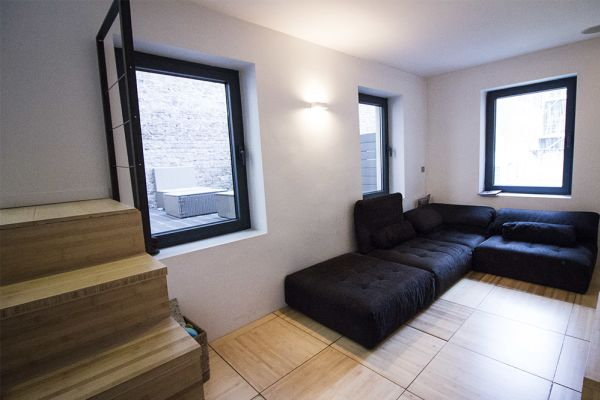 Picture of an event venue rental in Elsene, Brussels, Inside Yann's flat 969
