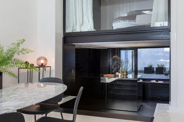 Feestzaal verhuren in Antwerp, Antwerpen, In het appartement van Claudia 4190