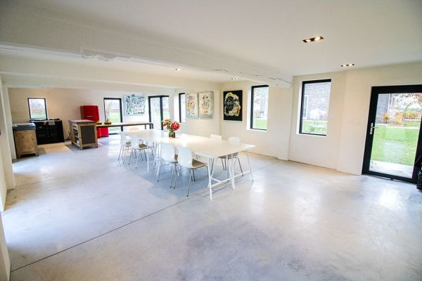 Picture of an event venue rental in Moregem, East Flanders, Inside Stefanie's gallery 4204