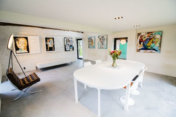 Picture of an event venue rental in Moregem, East Flanders, Inside Stefanie's gallery 4211