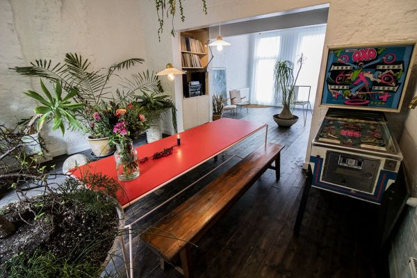 Picture of an event venue rental in Brussel, Brussels, Inside Annelies' loft 4240