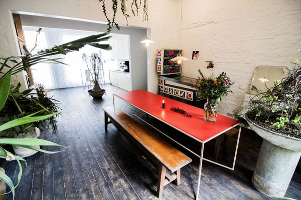 Picture of an event venue rental in Brussel, Brussels, Inside Annelies' loft 4243