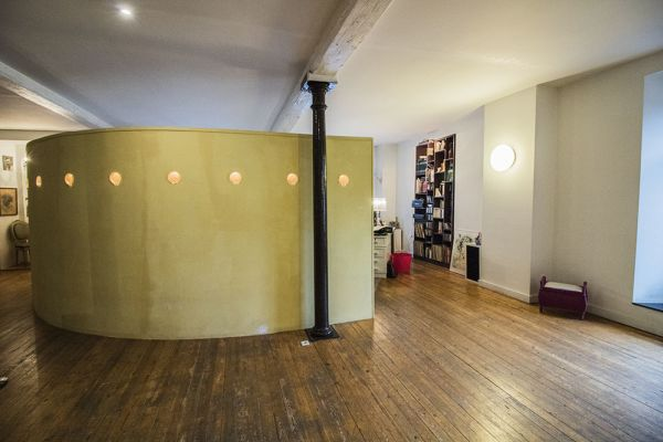 Picture of an event venue rental in Schaarbeek, Brussels, Inside Sophie's loft 4286