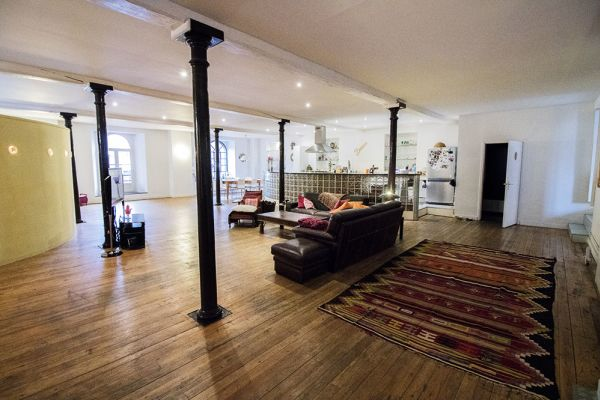 Picture of an event venue rental in Schaarbeek, Brussels, Inside Sophie's loft 4288
