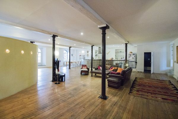 Picture of an event venue rental in Schaarbeek, Brussels, Inside Sophie's loft 4297