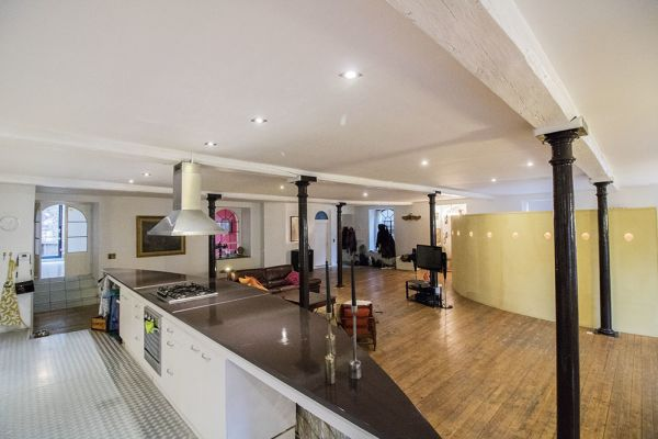 Picture of an event venue rental in Schaarbeek, Brussels, Inside Sophie's loft 4301