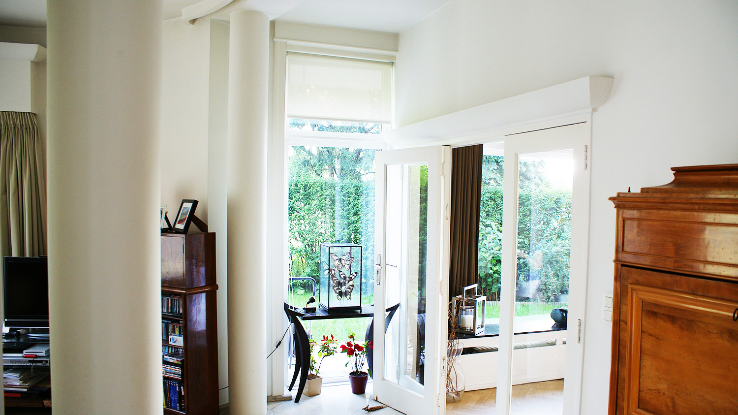 Picture of an event venue rental in Uccle, Brussels, Inside Philippe's & Martine's house 1019