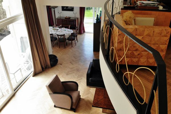 Picture of an event venue rental in Uccle, Brussels, Inside Philippe's & Martine's house 9502