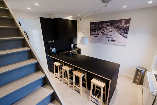 Picture of an event venue rental in Hoeilaart, Flemish Brabant, Inside Laurence & Filip's loft 4319