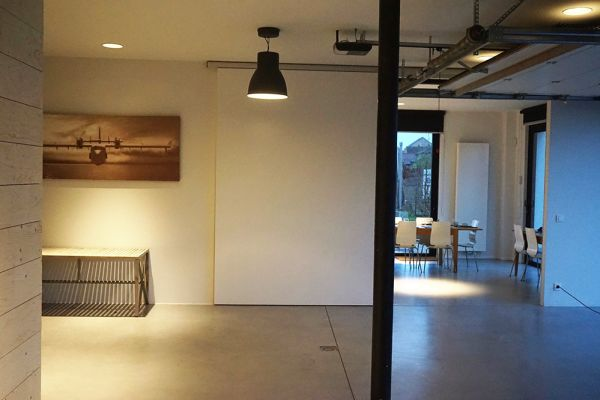 Picture of an event venue rental in Hoeilaart, Flemish Brabant, Inside Laurence & Filip's loft & office 4808