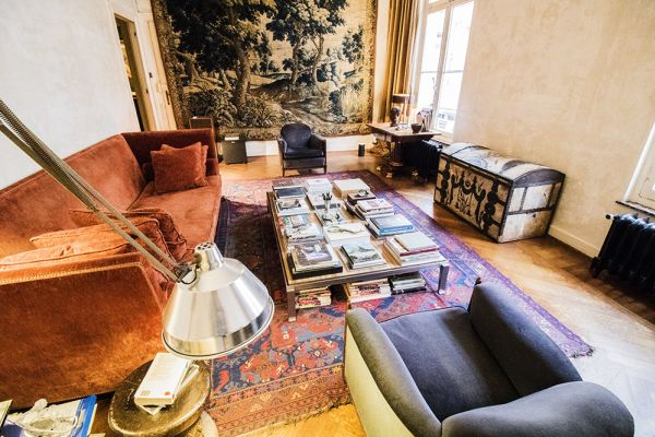 Picture of an event venue rental in Brussel, Brussels, Inside Manuel's apartment 4440