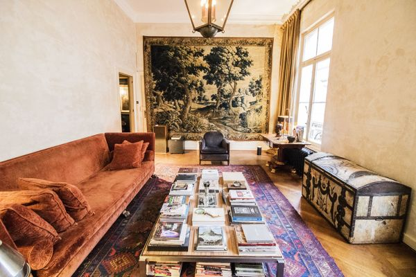Picture of an event venue rental in Brussel, Brussels, Inside Manuel's apartment 4443
