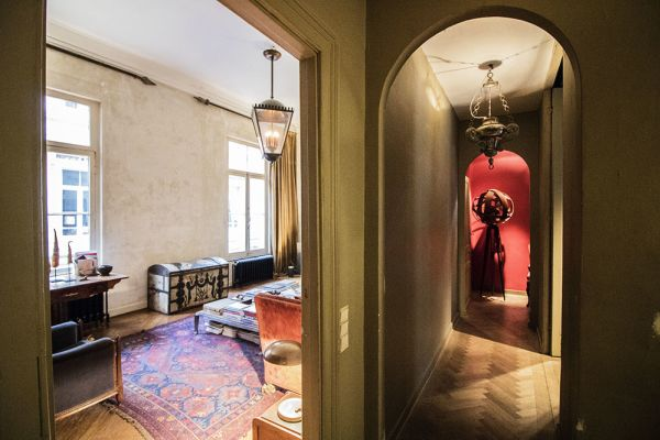 Picture of an event venue rental in Brussel, Brussels, Inside Manuel's apartment 4444
