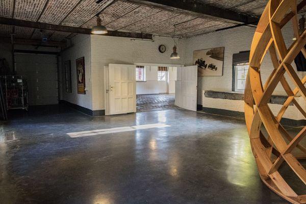 Photo d'une salle à louer à Bassilly, Hainaut, Dans la galerie de Lauren 4580
