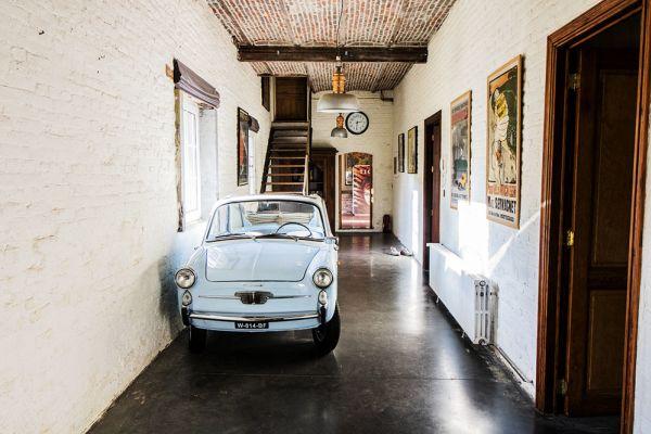 Photo d'une salle à louer à Bassilly, Hainaut, Dans la galerie de Lauren 4582