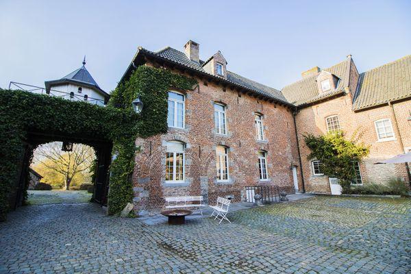 Photo d'une salle à louer à Bassilly, Hainaut, Dans la galerie de Lauren 4600