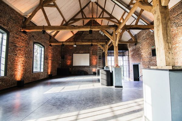 Picture of an event venue rental in Bassilly, Hainaut, Inside Lauren's farm 4645