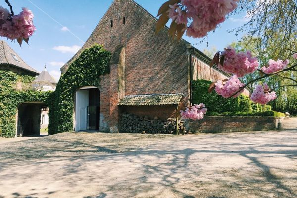 Picture of an event venue rental in Bassilly, Hainaut, Inside Lauren's farm 4653