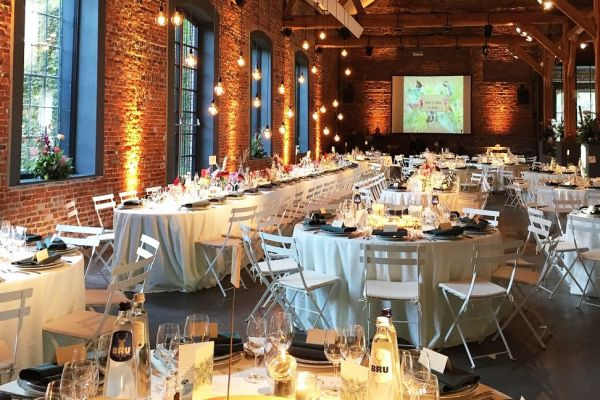 Picture of an event venue rental in Bassilly, Hainaut, Inside Lauren's farm 4661