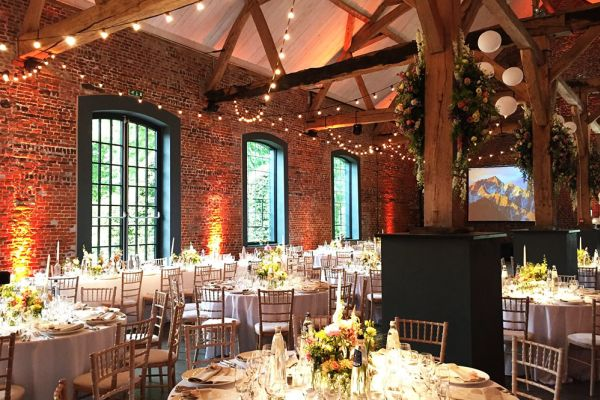 Picture of an event venue rental in Bassilly, Hainaut, Inside Lauren's farm 4663