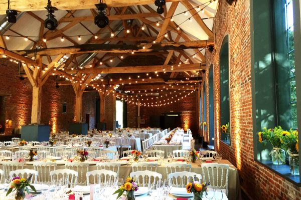 Picture of an event venue rental in Bassilly, Hainaut, Inside Lauren's farm 4664
