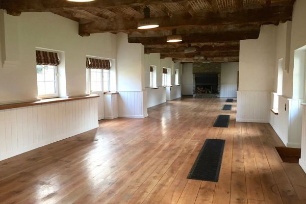 Picture of an event venue rental in Bassilly, Hainaut, Inside Lauren's farm 4699