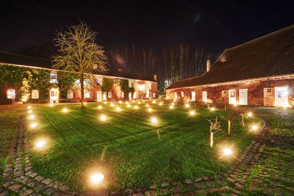 Picture of an event venue rental in Bassilly, Hainaut, Inside Lauren's farm 4733