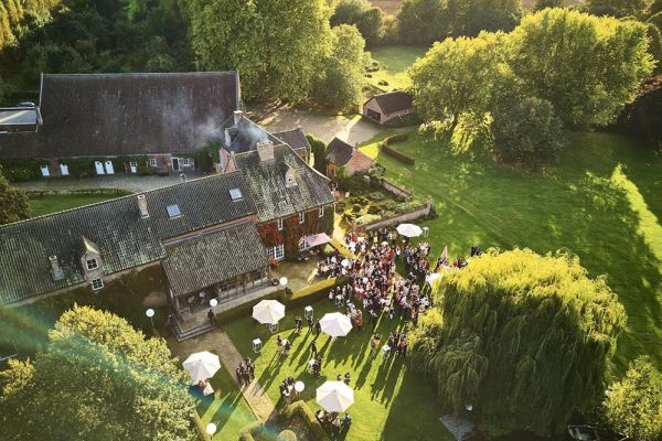 Picture of an event venue rental in Bassilly, Hainaut, Inside Lauren's farm 4734