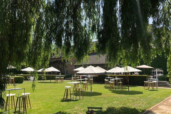 Picture of an event venue rental in Bassilly, Hainaut, Inside Lauren's farm 4737
