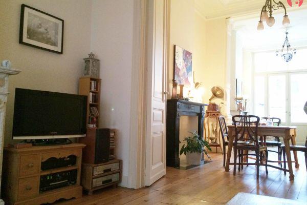 Photo d'une salle à louer à Bruxelles, Bruxelles, Dans la maison de Jacqueline 1058