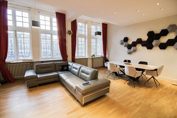 Picture of an event venue rental in Brussel, Brussels, Inside Cemil's apartment 5186