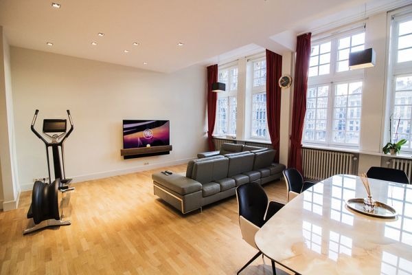 Picture of an event venue rental in Brussel, Brussels, Inside Cemil's apartment 5187