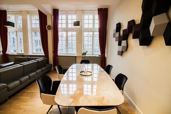 Picture of an event venue rental in Brussel, Brussels, Inside Cemil's apartment 5188