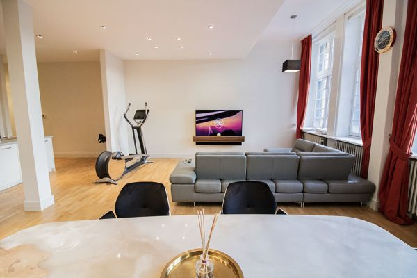 Picture of an event venue rental in Brussel, Brussels, Inside Cemil's apartment 5189