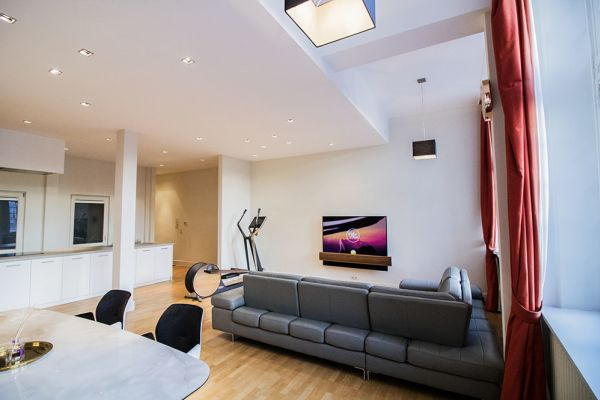 Picture of an event venue rental in Brussel, Brussels, Inside Cemil's apartment 5191