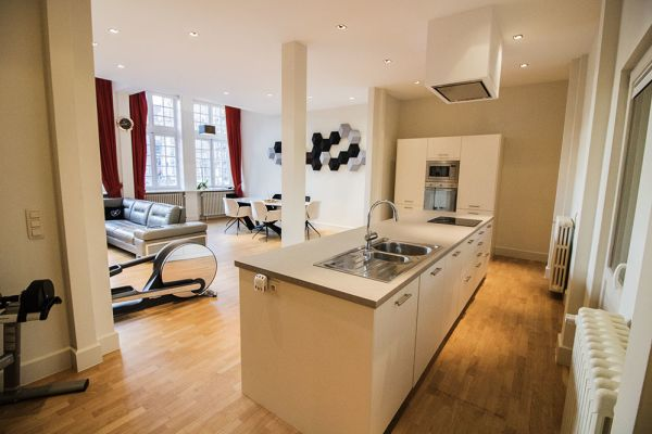 Picture of an event venue rental in Brussel, Brussels, Inside Cemil's apartment 5198