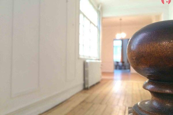 Photo d'une salle à louer à Bruxelles, Bruxelles, Dans la maison de Marcel Hastir 1071