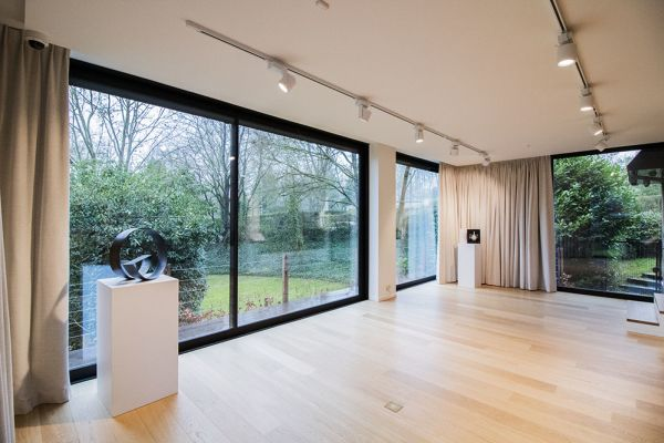 Picture of an event venue rental in Uccle, Brussels, Inside Sandrine's gallery & house 5214