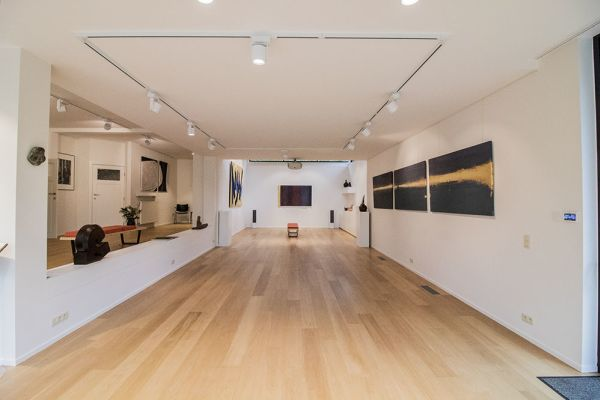 Picture of an event venue rental in Uccle, Brussels, Inside Sandrine's gallery & house 5222